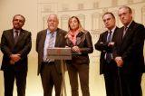 """Repercussions locals del """"derbi"""" Catalunya –Espanya"""